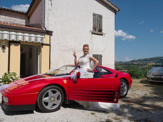Il matrimonio di Andrea e Nadia a San Marino, San Marino 6