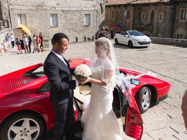 Il matrimonio di Andrea e Nadia a San Marino, San Marino 10