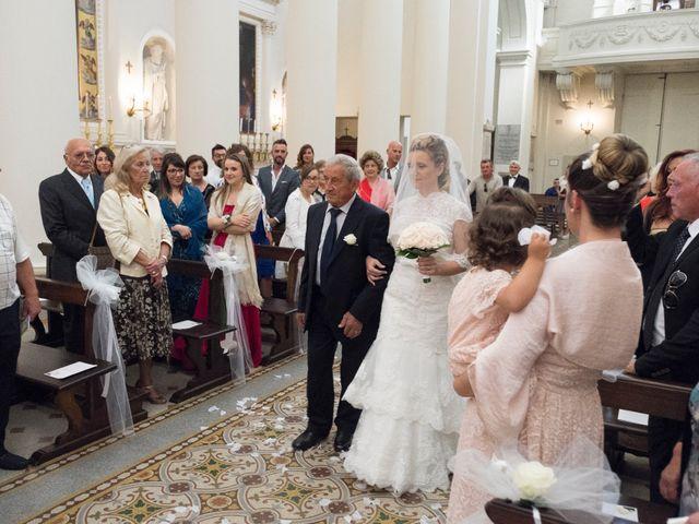 Il matrimonio di Andrea e Nadia a San Marino, San Marino 11