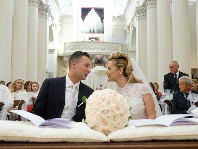 Il matrimonio di Andrea e Nadia a San Marino, San Marino 18