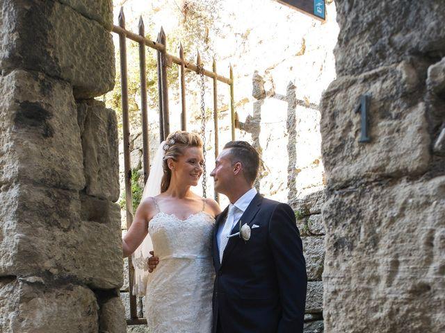 Il matrimonio di Andrea e Nadia a San Marino, San Marino 20
