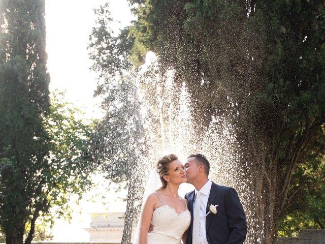 Il matrimonio di Andrea e Nadia a San Marino, San Marino 22