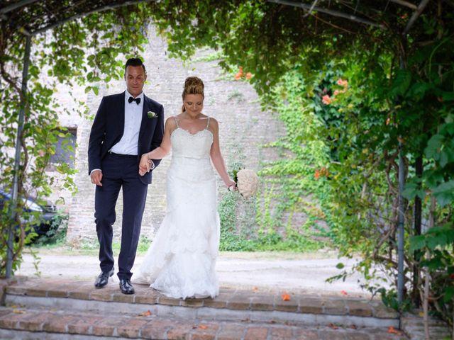 Il matrimonio di Andrea e Nadia a San Marino, San Marino 25
