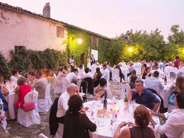 Il matrimonio di Andrea e Nadia a San Marino, San Marino 26