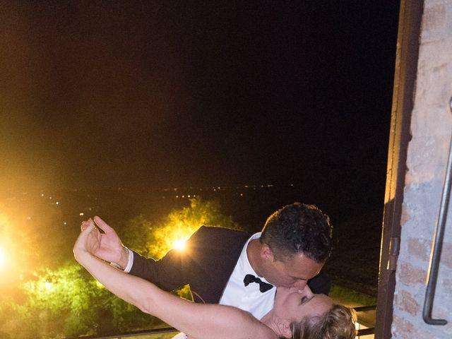 Il matrimonio di Andrea e Nadia a San Marino, San Marino 30
