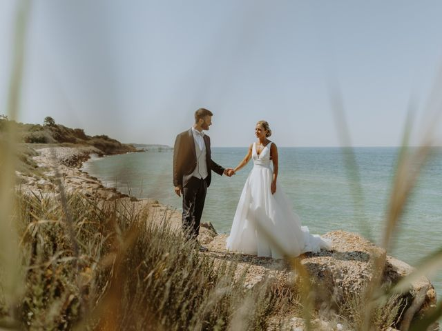 Il matrimonio di Andrea e Claudia a Pescara, Pescara 5