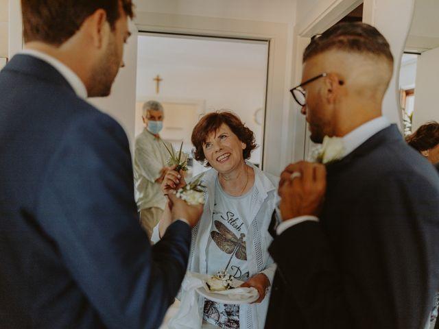 Il matrimonio di Andrea e Claudia a Pescara, Pescara 22