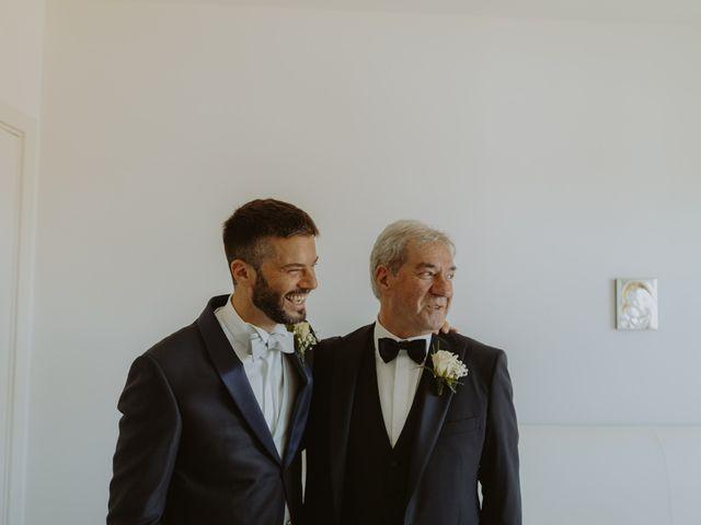 Il matrimonio di Andrea e Claudia a Pescara, Pescara 38