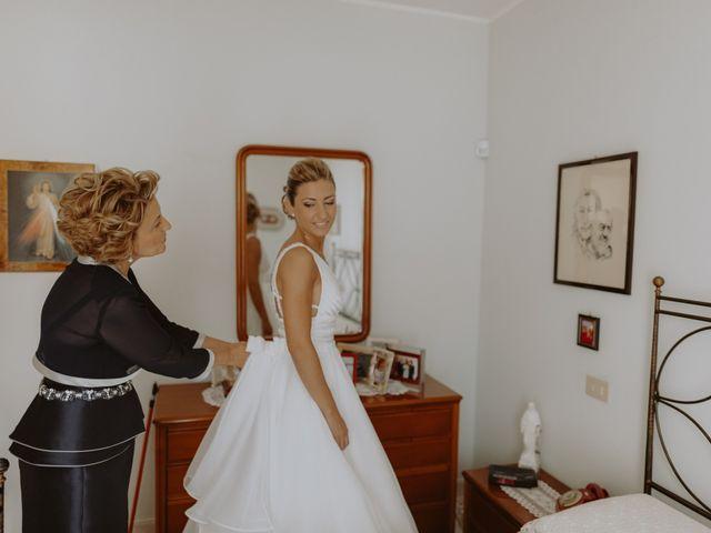 Il matrimonio di Andrea e Claudia a Pescara, Pescara 46