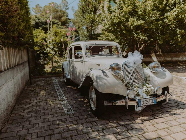 Il matrimonio di Andrea e Claudia a Pescara, Pescara 56