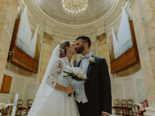 Il matrimonio di Andrea e Claudia a Pescara, Pescara 72