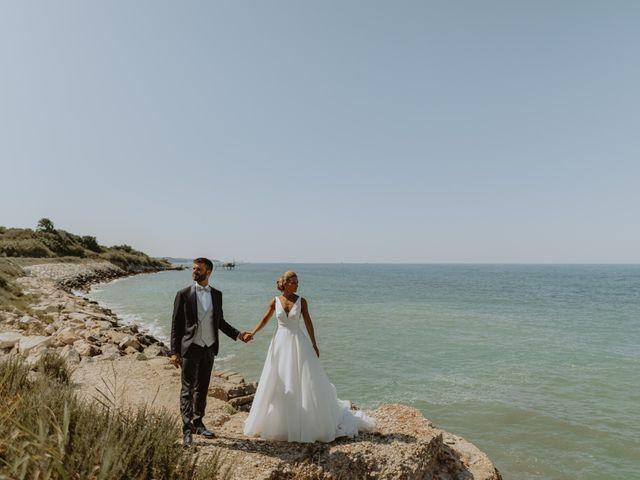 Il matrimonio di Andrea e Claudia a Pescara, Pescara 89