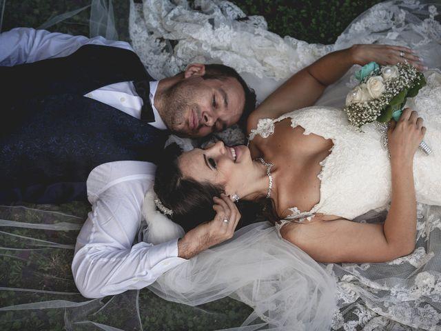 le nozze di Roxana e Neculai