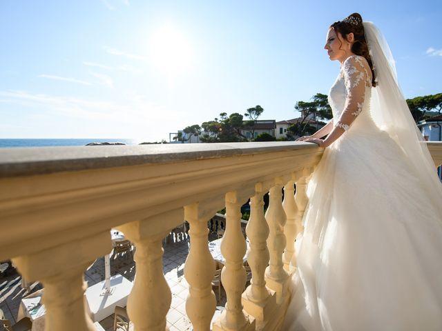 Il matrimonio di Massimiliano e Mery a Livorno, Livorno 14