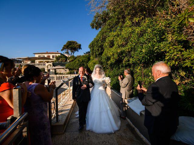 Il matrimonio di Massimiliano e Mery a Livorno, Livorno 26
