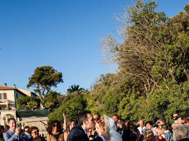 Il matrimonio di Massimiliano e Mery a Livorno, Livorno 30