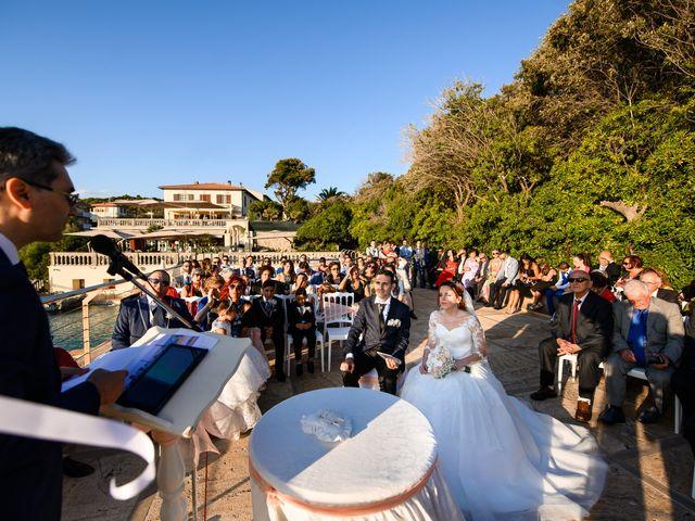 Il matrimonio di Massimiliano e Mery a Livorno, Livorno 33