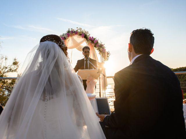 Il matrimonio di Massimiliano e Mery a Livorno, Livorno 35