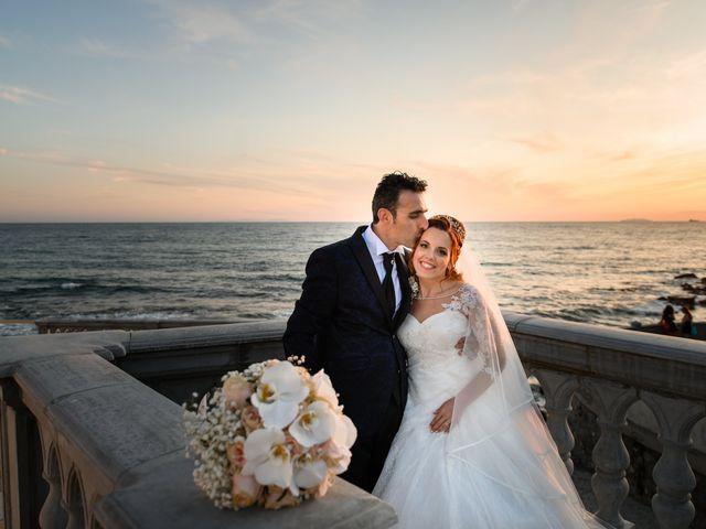Il matrimonio di Massimiliano e Mery a Livorno, Livorno 47