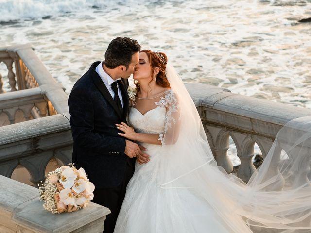 Il matrimonio di Massimiliano e Mery a Livorno, Livorno 49