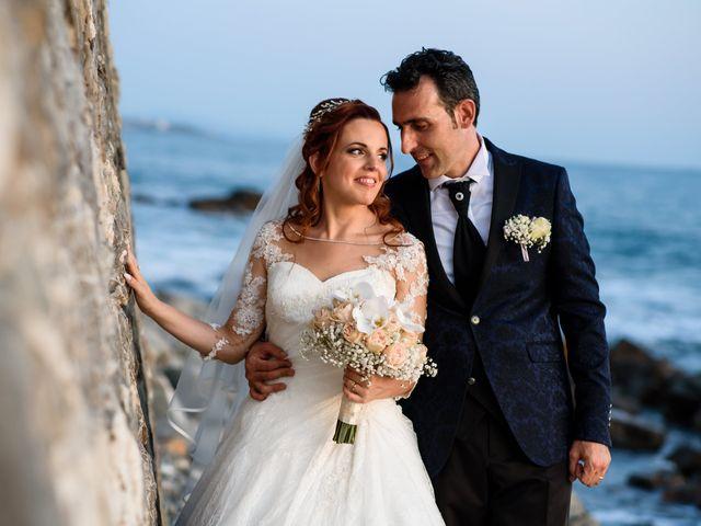 Il matrimonio di Massimiliano e Mery a Livorno, Livorno 53