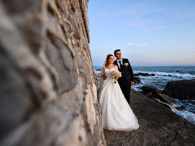 Il matrimonio di Massimiliano e Mery a Livorno, Livorno 54