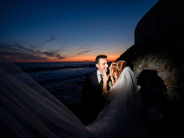 Il matrimonio di Massimiliano e Mery a Livorno, Livorno 57