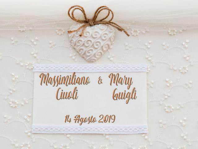 Il matrimonio di Massimiliano e Mery a Livorno, Livorno 61