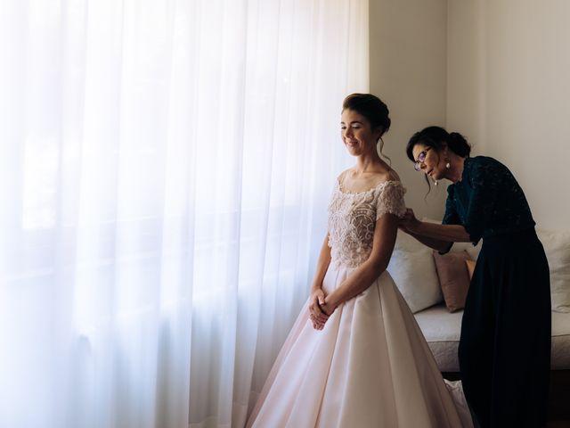 Il matrimonio di Gabriele e Elena a Villa Guardia, Como 9