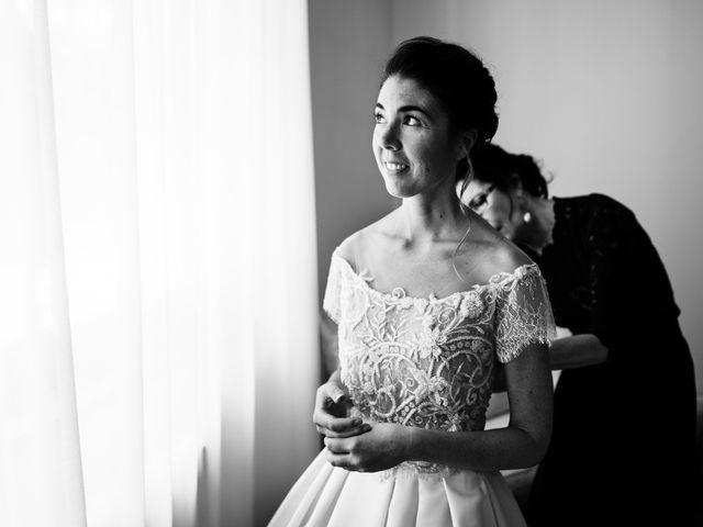 Il matrimonio di Gabriele e Elena a Villa Guardia, Como 10