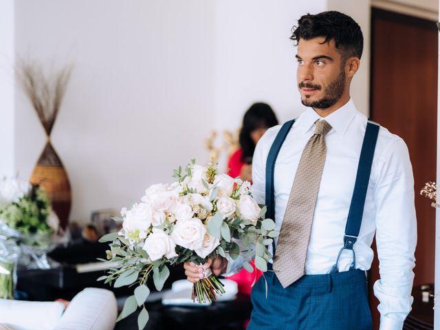 Il matrimonio di Gabriele e Elena a Villa Guardia, Como 11
