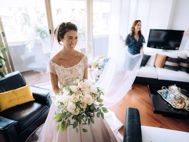 Il matrimonio di Gabriele e Elena a Villa Guardia, Como 13