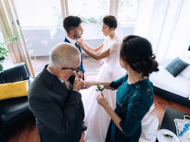 Il matrimonio di Gabriele e Elena a Villa Guardia, Como 17
