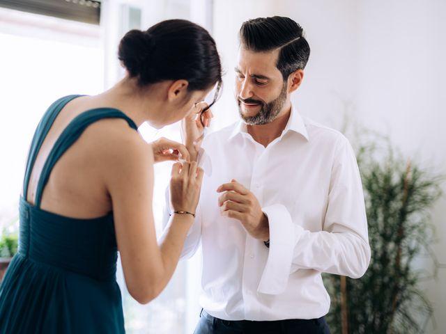 Il matrimonio di Gabriele e Elena a Villa Guardia, Como 18