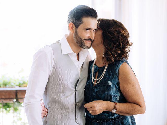 Il matrimonio di Gabriele e Elena a Villa Guardia, Como 24