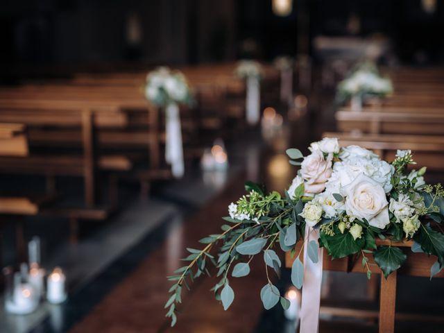 Il matrimonio di Gabriele e Elena a Villa Guardia, Como 31