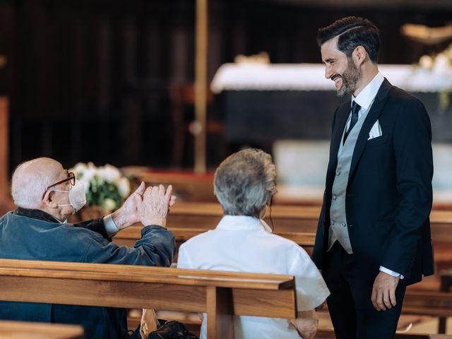 Il matrimonio di Gabriele e Elena a Villa Guardia, Como 32