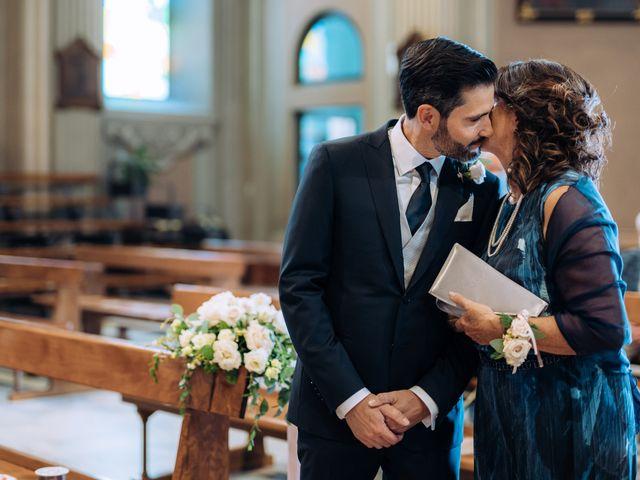 Il matrimonio di Gabriele e Elena a Villa Guardia, Como 36