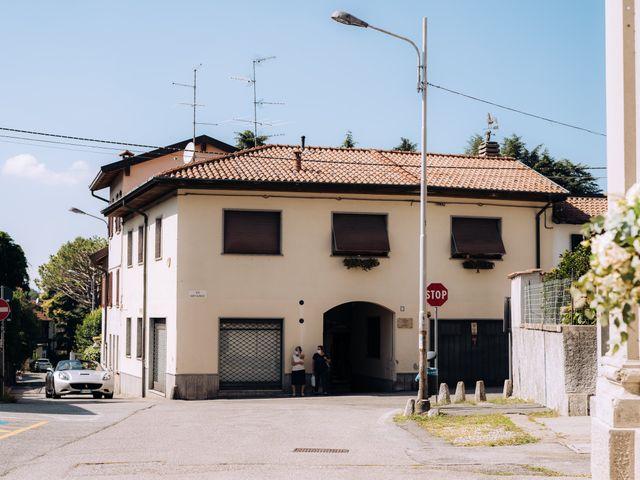 Il matrimonio di Gabriele e Elena a Villa Guardia, Como 37