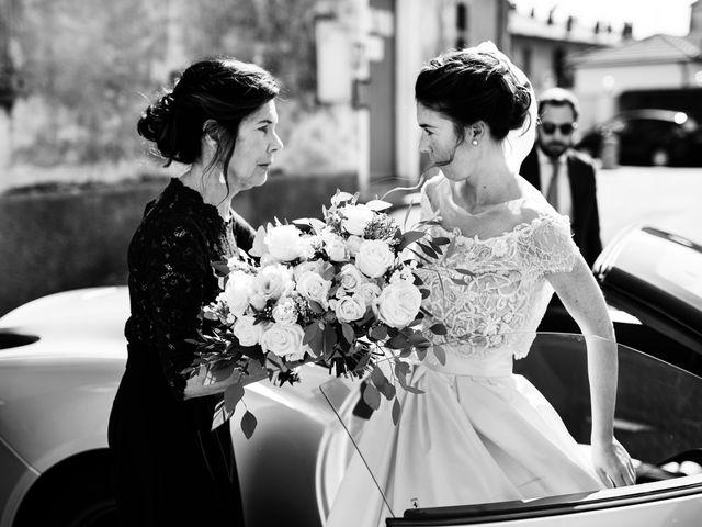 Il matrimonio di Gabriele e Elena a Villa Guardia, Como 38