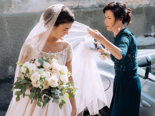 Il matrimonio di Gabriele e Elena a Villa Guardia, Como 39
