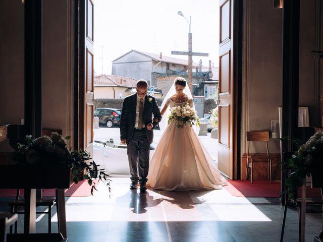 Il matrimonio di Gabriele e Elena a Villa Guardia, Como 40