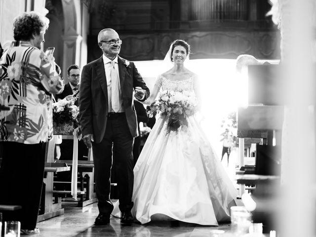 Il matrimonio di Gabriele e Elena a Villa Guardia, Como 41