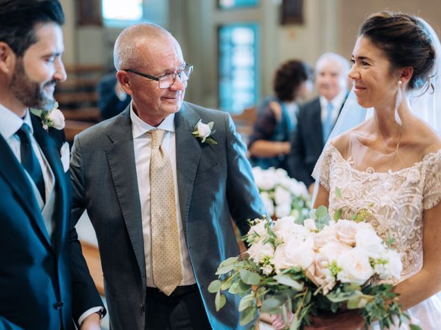 Il matrimonio di Gabriele e Elena a Villa Guardia, Como 42