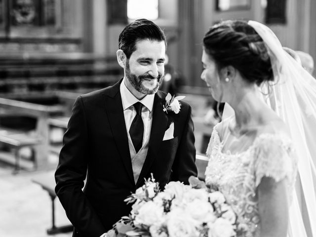 Il matrimonio di Gabriele e Elena a Villa Guardia, Como 43