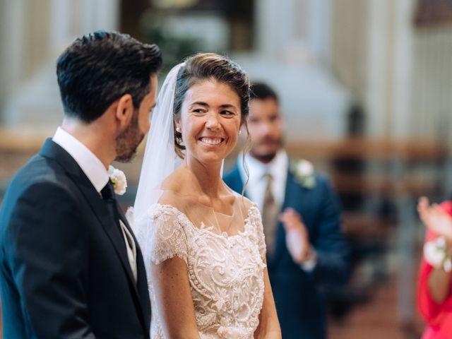 Il matrimonio di Gabriele e Elena a Villa Guardia, Como 44