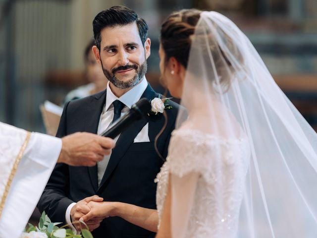 Il matrimonio di Gabriele e Elena a Villa Guardia, Como 50