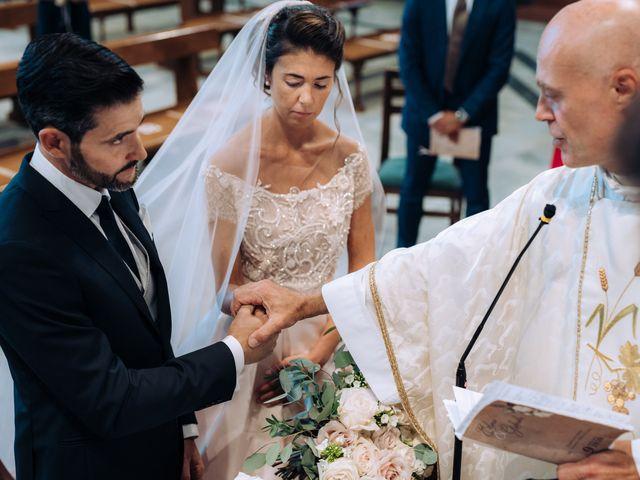 Il matrimonio di Gabriele e Elena a Villa Guardia, Como 51