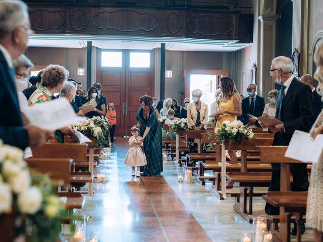 Il matrimonio di Gabriele e Elena a Villa Guardia, Como 52