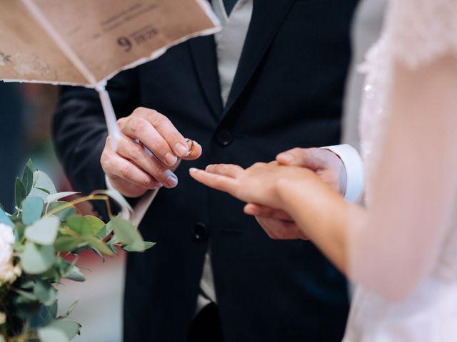 Il matrimonio di Gabriele e Elena a Villa Guardia, Como 54